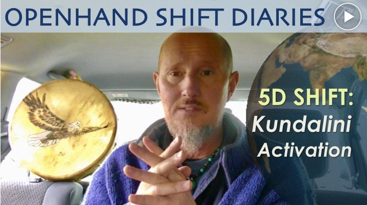 Kundalini Activation in the Shift